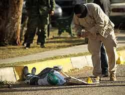 Violencia deja al menos 21 muertos en el norte de México durante el fin...