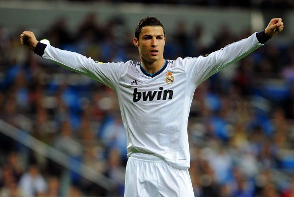 Cristiano Ronaldo mostró que no es muy humilde.