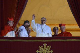 El argentino Jorge Mario Bergoglio fue escogido como nuevo papa y líder...