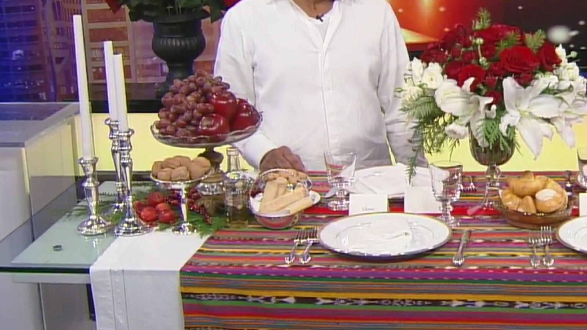 Recomendaciones para adornar la mesa y preparar los - Adornar la mesa de navidad ...