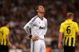 Ronaldo no pudo pesar como los madridistas hubieran deseado y ni los dos...
