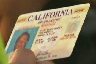 Licencia de conducir.