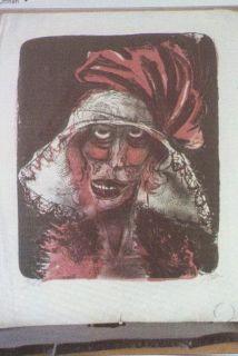 Una obra del pintor alemán Otto Dix fue hallada entre los cuadros robado...