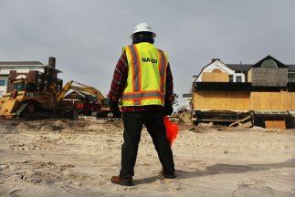 Los datos de construcción de viviendas señala a una sostenida recuperaci...