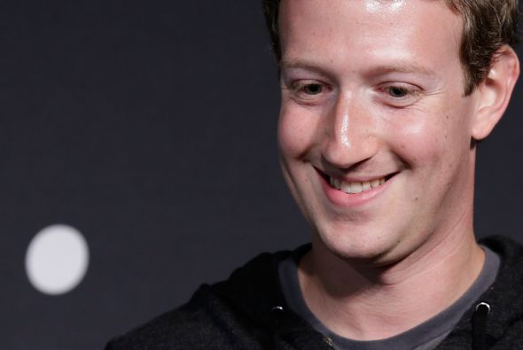Zuckerberg quiere llevar internet a los mexicanos.