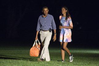 Obama tiene agendadas para este lunes reuniones sobre Irak y Missouri. E...