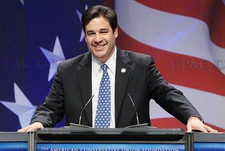 El congresista republicano de Idaho, Raul Labrador.