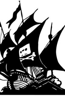 The Pirate Bay se conviritió en un destino famoso en Internet.