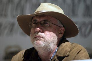 El activista y escritor mexicano Javier Sicilia.