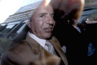 Menem fue condenado a 7 años de prisión por contrabando de armas.
