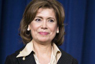 María Contreras-Sweet fue confirmada por el Senado de manera unánime.