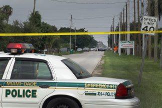 La Policía de Hialeah, ciudad aledaña a Miami, investiga hoy el hallazgo...