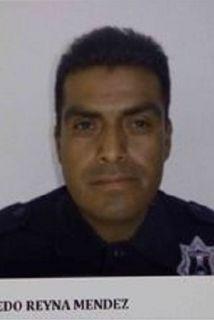 Alfredo Reyna. Foto difiundida por las autoridades mexicanas.