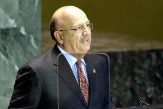 Hipólito Mejía denunció el control de los medios por parte del Partido d...