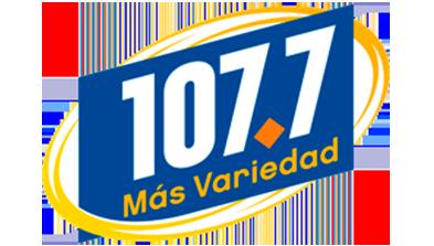 107.7 FM Mas Variedad Inicio austin-107.7@2x.png
