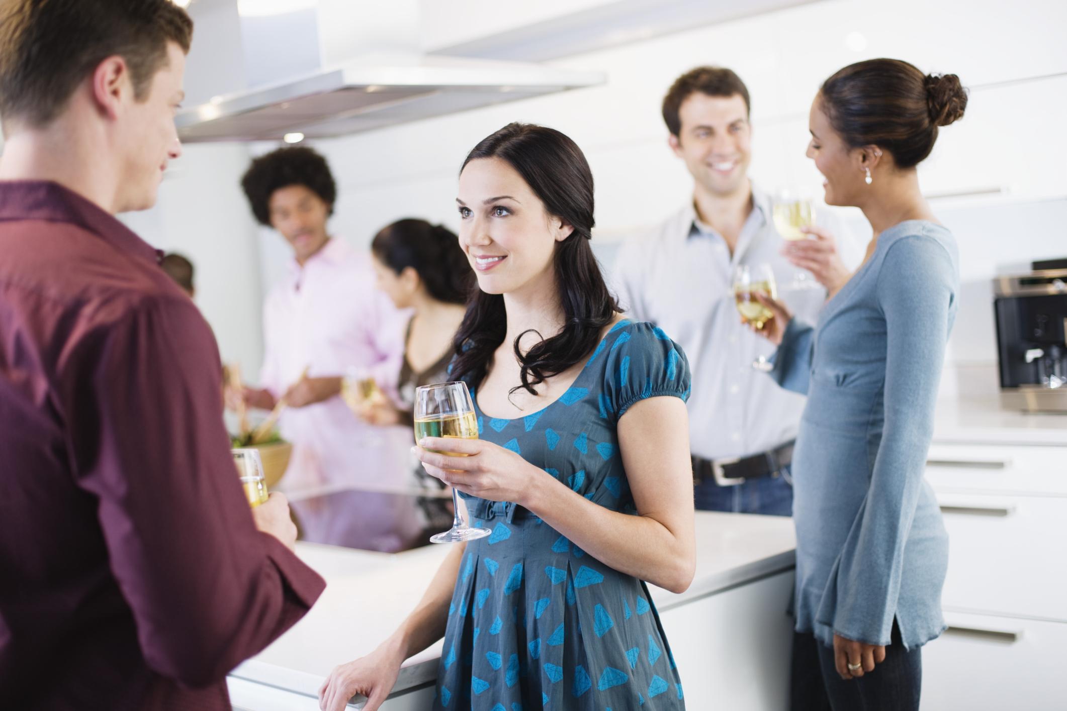 10 tips para organizar un evento inolvidable radio mujer for Comida rapida para invitados