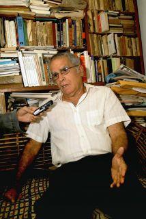 Oscar Espinosa Chepe falleció en Madrid a los 72 años.
