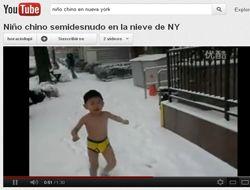 El video ha causado indignación aunque los padres se defienden. Tomado d...