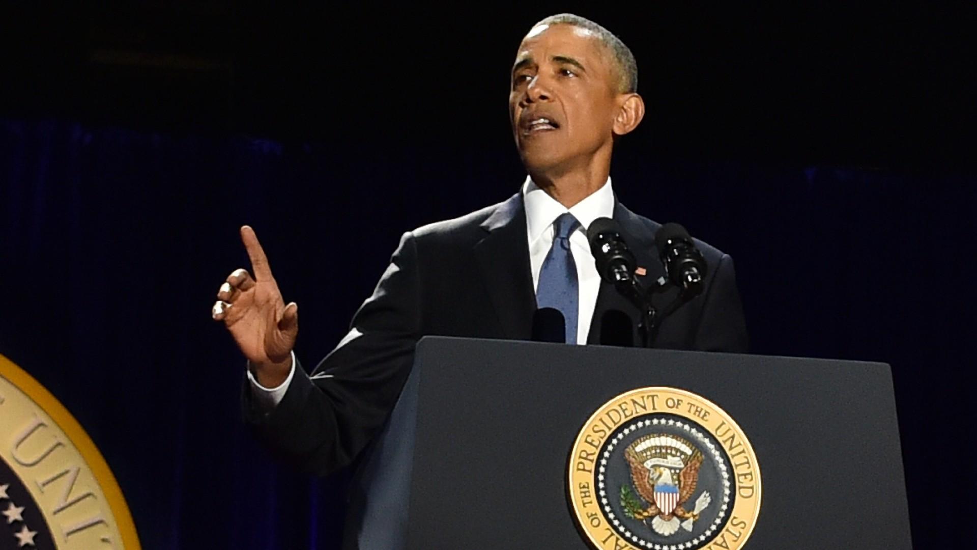 Qu significa el anuncio de la administraci n de obama de for Que significa oficina