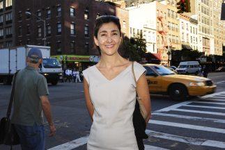 Ingrid Betancourt estuvo en New York, promoviendo su libro.