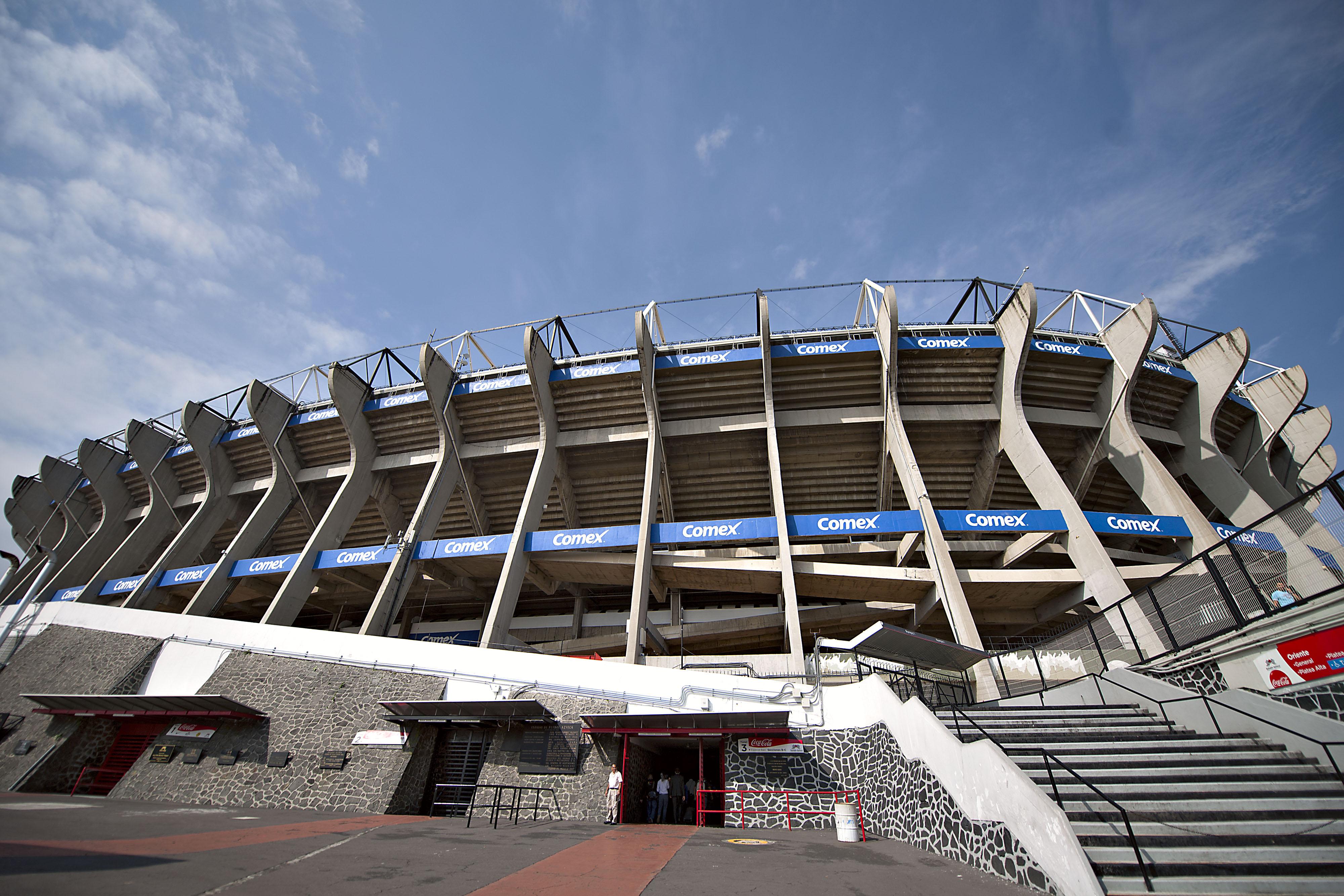 Estadio azteca fortaleza infranqueable o trampa for Puerta 1 estadio azteca