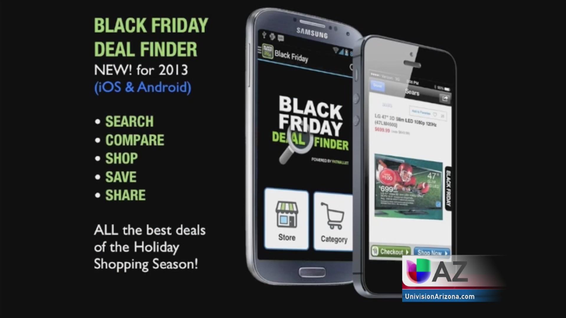 Apps para conseguir ofertas este Black Friday