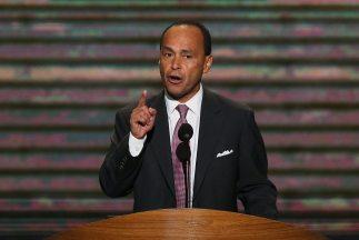 El congresista demócrata de Illinois, Luis Gutiérrez.