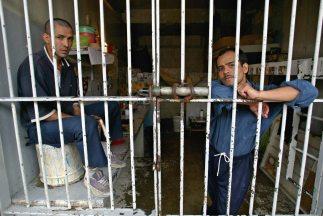 Cárcel mexicana. Archivo