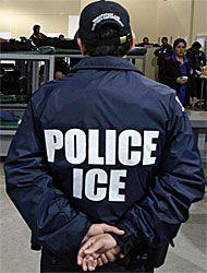 Un integrante del ICE.