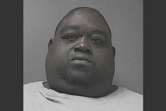 "Christopher Mitchell, conocido como ""Fat Boy"". Foto tomada de Twitter."