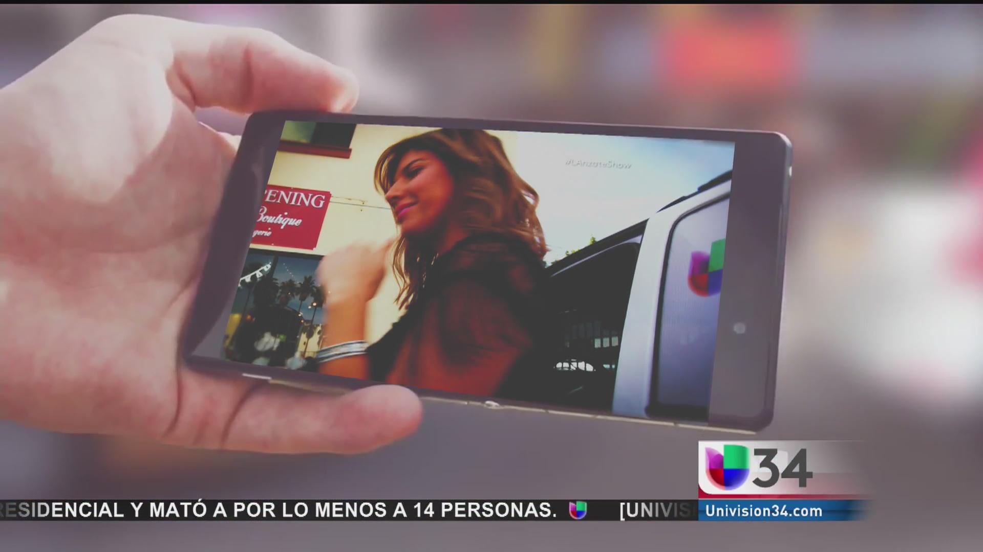 Mira tus programas favoritos de Univision desde donde quieras