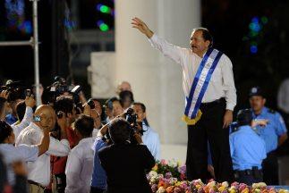 El Gobierno de Ortega también ha sufrido recortes de una parte de la coo...