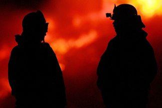 Dos gigantescos incendios en el sur de Chile han quemado miles de hectár...