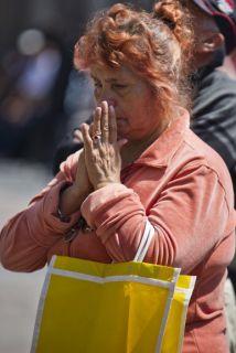Muchas mujeres mexicanas deben luchar solas por la sobrevivencia. (Image...