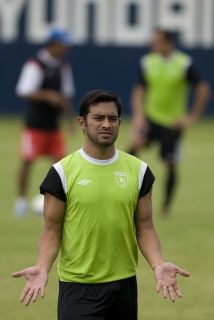 El guatemalteco Carlos 'Pescadito' Ruiz volverá a jugar en la MLS por te...