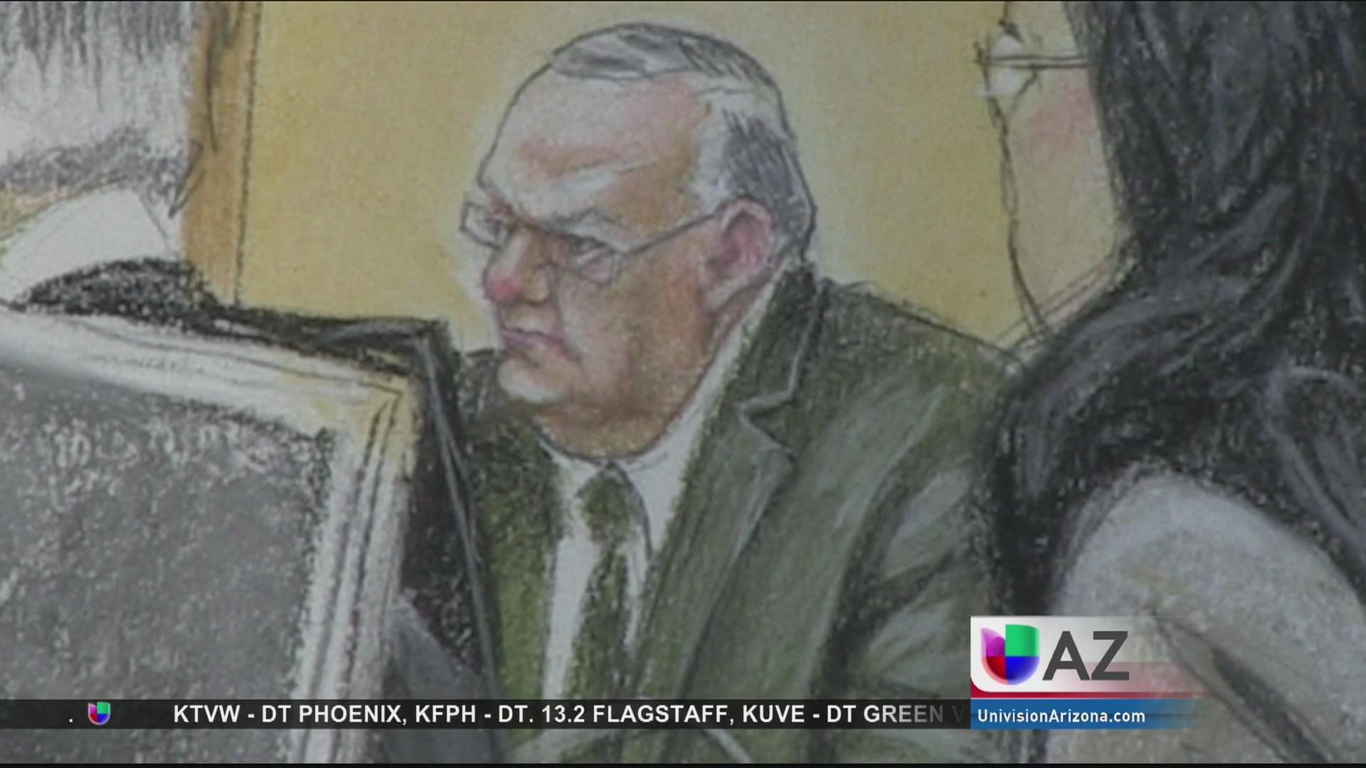 Demandantes de Arpaio exigen que se presenten cargos criminales