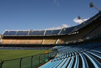 Estadio 'La Bombonera' de Buenos Aires.