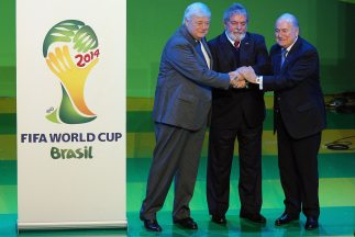 Un millón de entradas para los 64 partidos del Mundial de futbol podrán...