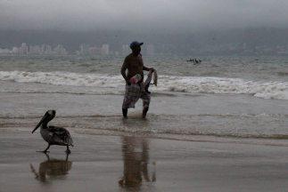 La décima tormenta tropical de la temporada, que lleva por nombre Ingrid...
