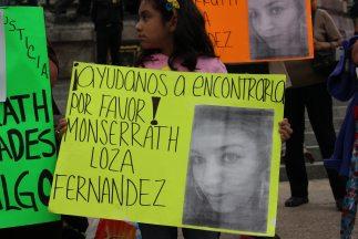 Monserrat Loza era madre de dos niños y trabajaba en una lavandería.