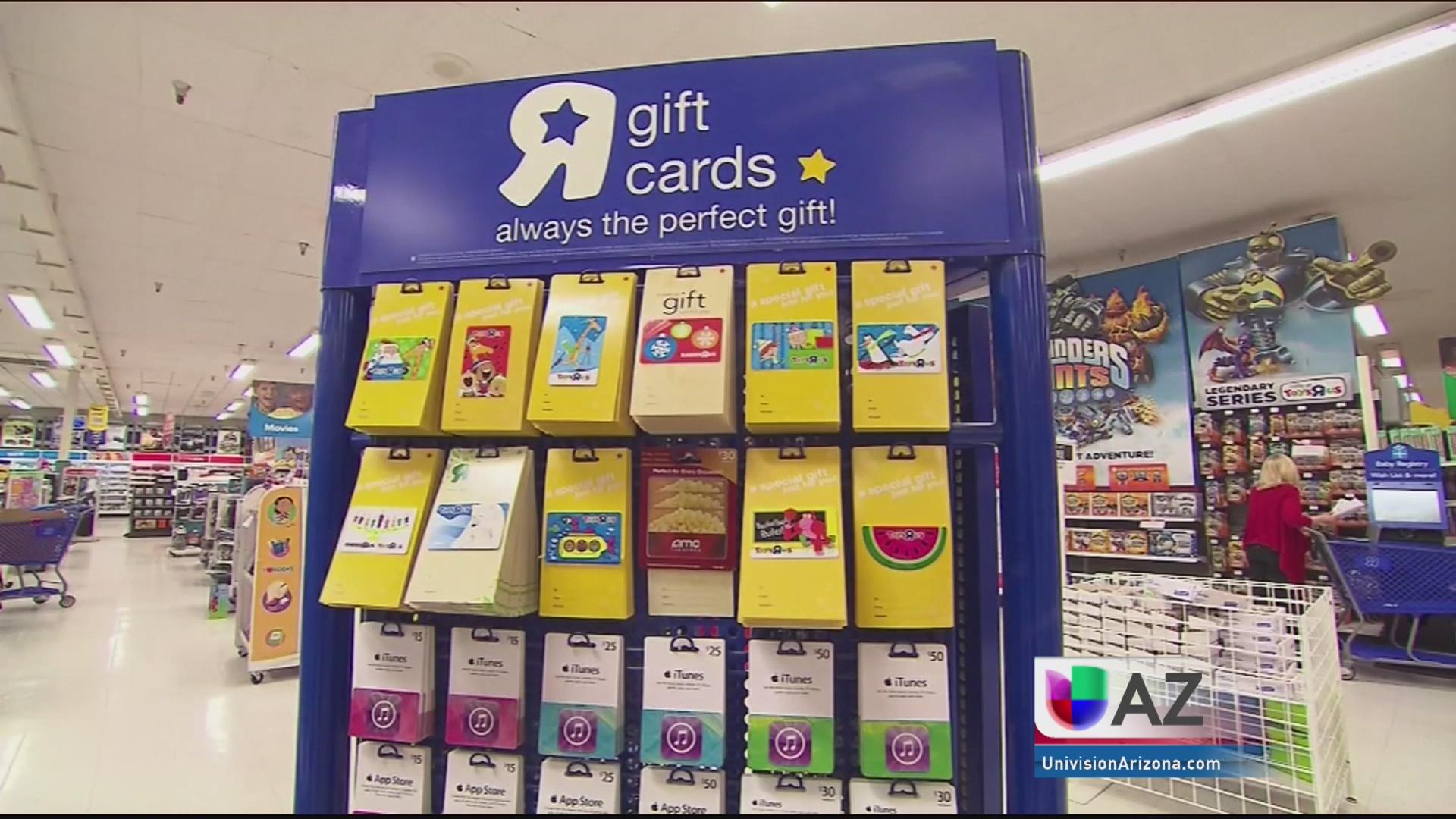 Fraudes con las tarjetas de regalo