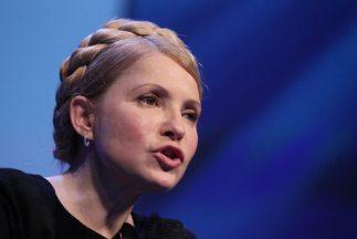 Julia Timoshenko, ex Primera Ministra de Ucrania