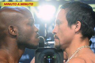 Juan Manule Márquez vs. Timothy Bradley
