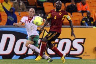 Marruecos y Angola terminaron sin goles en el primer día de la Copa Afri...