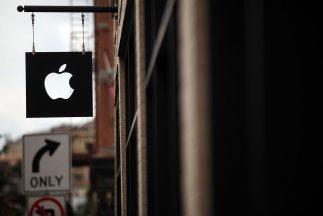 Apple, el gigante informático.