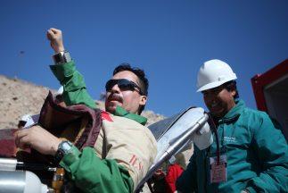 La movilización de los trabajadores contratistas considera la paralizaci...