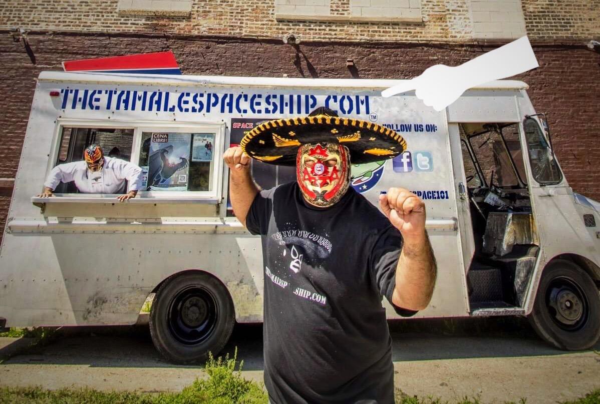 Hot Tamales Food Truck