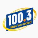Logo San Francisco  100.3 Más Variedad