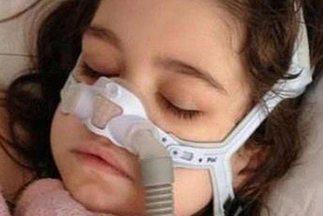 Sarah Murnaghan de 10 años de edad, ha recibido los pulmones que necesit...
