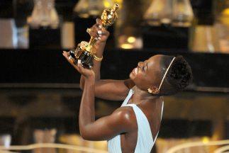 La ganadora del Oscar a la Mejor Actriz de Reparto.